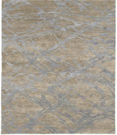 Silver Mist Hand Knotted Tibetan Signature Rug from the Tibetan Rugs 1…