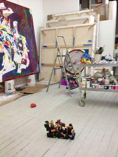JOANNE GREENBAUM studio