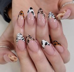 Edgy Nails, Funky Nails, Stylish Nails, Trendy Nails, Swag Nails, Grunge Nails, Perfect Nails, Gorgeous Nails, Acylic Nails