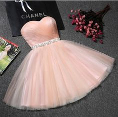 Hot Sale Trendy Beaded/Beading Homecoming Dresses, Pink A-line/Princess Homecoming Dresses, Short Pink Prom Dresses, Sweetheart Blush Pink Tulle A Line Beading Short Homecoming/Prom Dresses,Sweet 16 Dresses Champagne Homecoming Dresses, Cute Homecoming Dresses, Prom Dresses For Teens, Prom Dresses 2018, Cheap Prom Dresses, Prom Party Dresses, Party Gowns, Dress Party, Teen Dresses