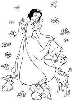 Disney Snow White Coloring Pages. 20 Disney Snow White Coloring Pages. Disney Coloring Pages Snow White Snow White Coloring Pages, Elsa Coloring Pages, Disney Princess Coloring Pages, Disney Princess Colors, Disney Princess Snow White, Snow White Disney, Disney Colors, Cartoon Coloring Pages, Animal Coloring Pages