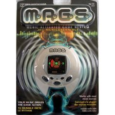 M.A.G.S. Music Activated Game System >>> Check out the image by visiting the link. (This is an affiliate link and I receive a commission for the sales) #KidsElectronics