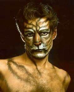 stage makeup tiger - Bing Images
