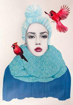 Jenny Liz Rome Fashion Illustrations
