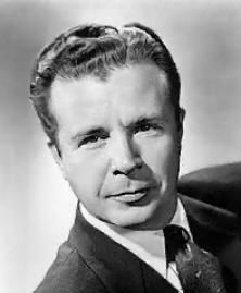"""Richard Ewing """"Dick"""" Powell was an American singer, actor, film producer, film director and studio head.  Born: November 14, 1904, Mountain View, AR Died: January 2, 1963, West Los Angeles, Los Angeles, CA"""