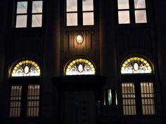 夜の倉敷美観地区