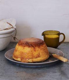 Lemon and brown sugar pudding - Gourmet Traveller