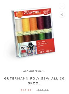 Creative Colour, Straight Stitch, Needles Sizes, America, Sewing, How To Make, Crafts, Dressmaking, Manualidades