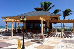 St. Kitts Marriott Beach Bar