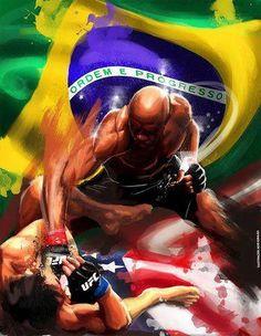 Anderson Silva's The Greatest!!!!