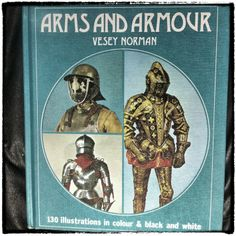 & another book from the skip.. #ArmsAndArmour ..This one has some brilliant pictures to boot..
