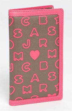 MARC BY MARC JACOBS 'Eazy' Travel Wallet available at Nordstrom