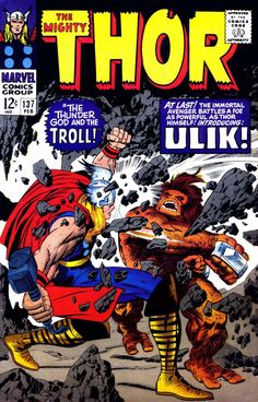 Image result for Thor 137