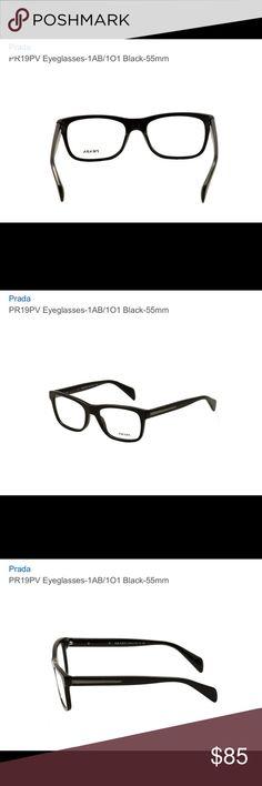 e54220075f3 Black Prada Eyeglasses- 55mm Men s Prada Eyeglasses