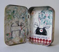 small Pastilles tin # 1 by hens teeth, via Flickr