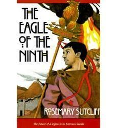 AS a pre-teen I fell fun love with Sutcliff's EAGLE OF THE NNTH and WARRIOR SCARLET and many others...A taste for the drama of history, and for the same-yet-different aspects of it was stamped into me early. ~GGK
