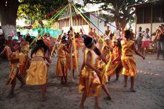 La danza del indio e Cicuco