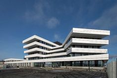 Port of Aarhus HQ & Port Centre, by C.F. Møller Architects