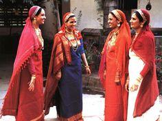 Coorgi Style Saree Draping