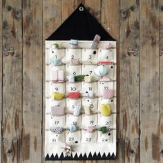 advent calendar ferm living on Galerie CO blog