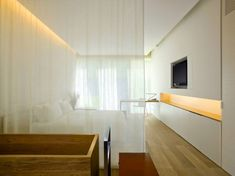 The Opposite House Hotel by Kengo Kuma | HomeDSGN, a daily source for inspiration and fresh ideas on interior design and home decoration.