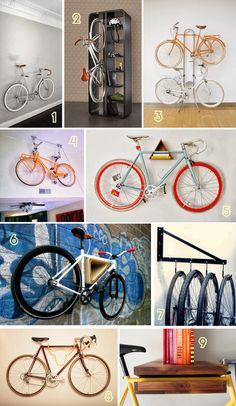 Bike na decor