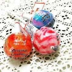 顏色好可愛 colorful lollipop it's freezing n also warm tonight #fridaynight#freezing  #cute#color#colorful#childhood #sweet#sugar#simplelife  #lollipop#candy#night #棒棒糖#星期五#甜#晚安 #可愛#顏色#糖#溫馨夜晚 by rl1122