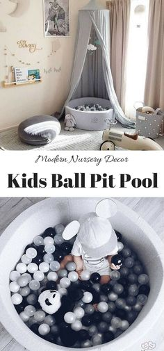 Though I'm sure the balls would not stay in the pool for long, my son would have a blast with this! #ad #kids