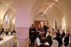 Gesangseinlage auf einer Hochzeit
