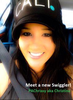 Meet a new Swiggler via Swiggler app