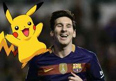 Lionel Messi | Pikachu