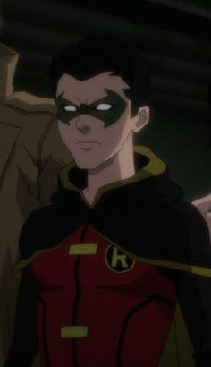 Damian Wayne Batman, Batman Robin, Dc Comics, Demian Wayne, Robin And Raven, Thomas Wayne, Hq Marvel, Young Justice, Bat Family