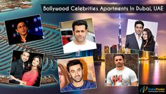 Find here the names of #bollywood  #celebrities who have #most luxurious #apartment in #dubai  - This is share by the #UAE #Classifieds - #dubaiposter