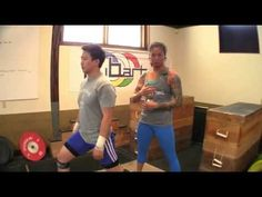 Improve Split Jerk Footwork Technique: Olympic Weightlifting with Diane Fu