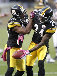 a93af349fdd Ike Taylor Ryan Clark Photos - 11 of 13 Photos: Baltimore Ravens v Pittsburgh  Steelers