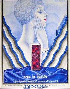 Affiches anciennes publicitées Vintage Travel Posters, Vintage Ads, Art Deco Print, Nostalgia, Disney Characters, Fictional Characters, Aurora Sleeping Beauty, Illustration Art, Perfume