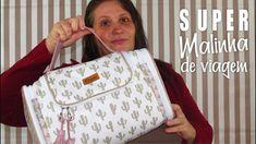 Sewing Patterns Free, Sewing Ideas, Handmade Bags, Louis Vuitton Speedy Bag, Travel Bag, Diaper Bag, Patches, Handbags, Videos