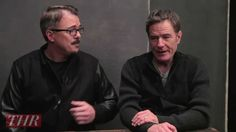 Bryan Cranston And Vince Gilligan Recall The Early Days Of Breaking Bad