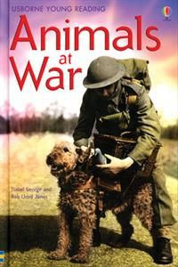 From horses and elephants carrying armies, to dogs parachuting from planes and dolphins detecting mines, animals have played a part in some of the bloodiest battles in history. Their stories are as compelling and tragic as those of the soldiers they served.