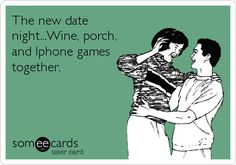 The new date night! #winelove
