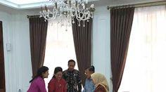 Ke Rumah Dinas Wapres Jokowi Minta JK Jadi Saksi Nikah Kahiyang