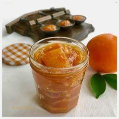 Karanfilli Portakal Reçeli - Orange Jam recipe