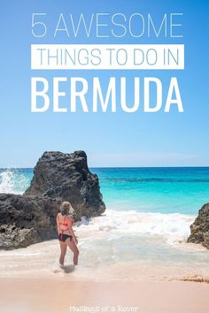 There are a number of things to do in Bermuda. Here are the top 5 must-dos you shouldn't miss including pink beaches, a day trip to St. George, and more! Bermuda Vacations, Maui Vacation, Scuba Diving Gear, Cave Diving, Cozumel, Cancun, Tulum, Pink Sand Beach, Best Snorkeling