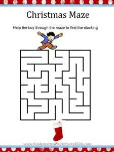 Christmas Mazes - Bing images
