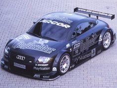 Audi TT-R DTM Test Car