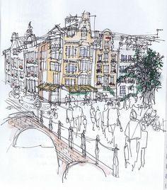 Amsterdam Sketches,