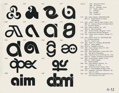 Vintage logo set, A. Logo Design Love, Logo Design Inspiration, Icon Design, Graphic Design, Design Files, Typography Logo, Logo Branding, Typography Design, Design Logos