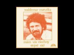 Waldemar Matuška - Já si vsadil na pár tónů (1974) How To Become, Singing, Movie Posters, Musik, Film Poster, Billboard, Film Posters