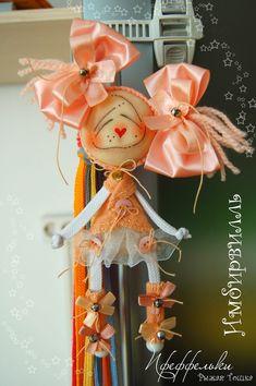 Имбирвилль: куклы-на-рыжее-счастье