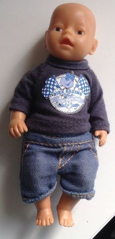 BABY BORN Baby Mini Puppe 14 cm
